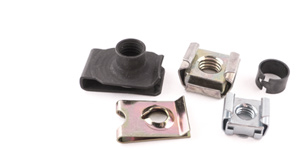 Panel Trim & Spire Fasteners (Metal)