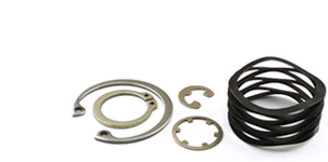 Circlips, Spiral Retaining Rings & Wave Springs