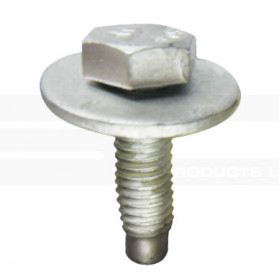 Screw Bolt With O Ring – Peugeot/Nissan: 6974.04