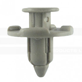 Push-type Retainer – Nissan: 01553-09321, Mitsubishi: MR328954, Toyota: 90044-68320