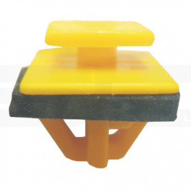 Body Side Moulding Clip with Sealer – Hyundai: 87758-35000