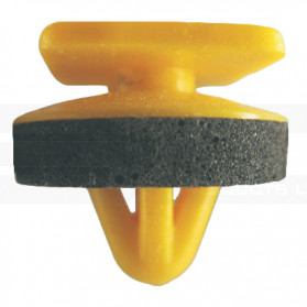 Body Side Moulding Clip with Sealer – Hyundai: 87703-H1000