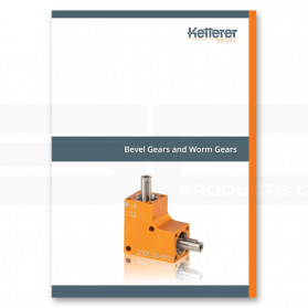 Bevel Gears and Worm Gears