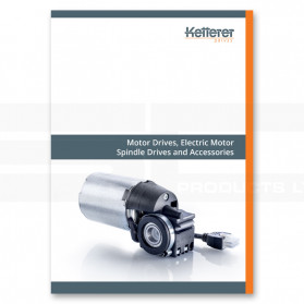 Motor Drives, Electric Motor Spindle Drives and Accessories