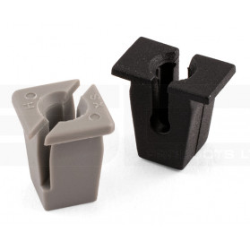 Inverted Plastic Captive Nuts