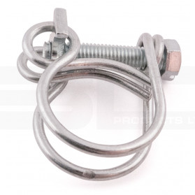 Hose Clamp Wire Type - Heavy Duty