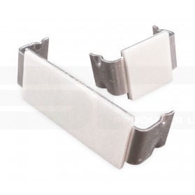 Self-adhesive Open Arm Clips