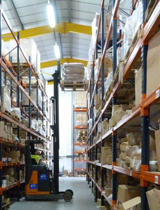 SD Products warehouse
