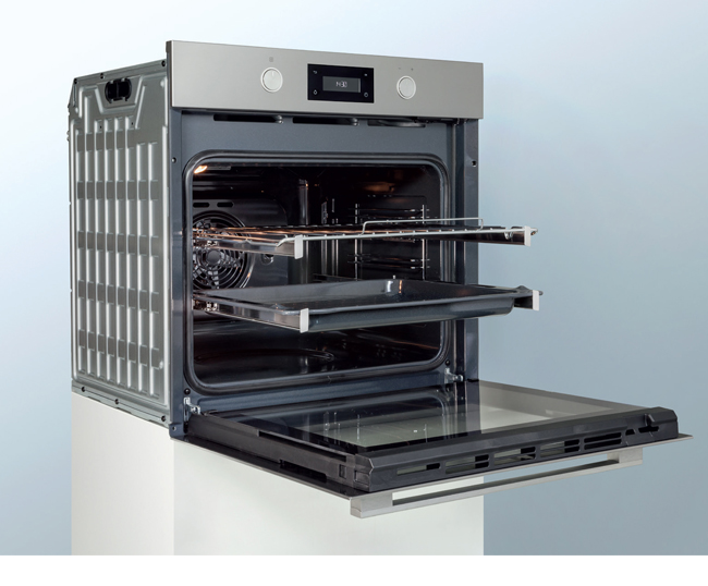 Forced air oven
